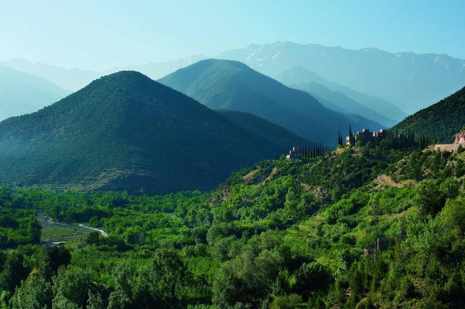 Munții Atlas