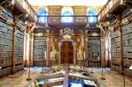 Biblioteca din Melk Abbey este locul unde se regăsesc o sumedenie de volume și manuscrise