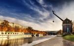 Saarbrucken, oraşul cu aer romantic