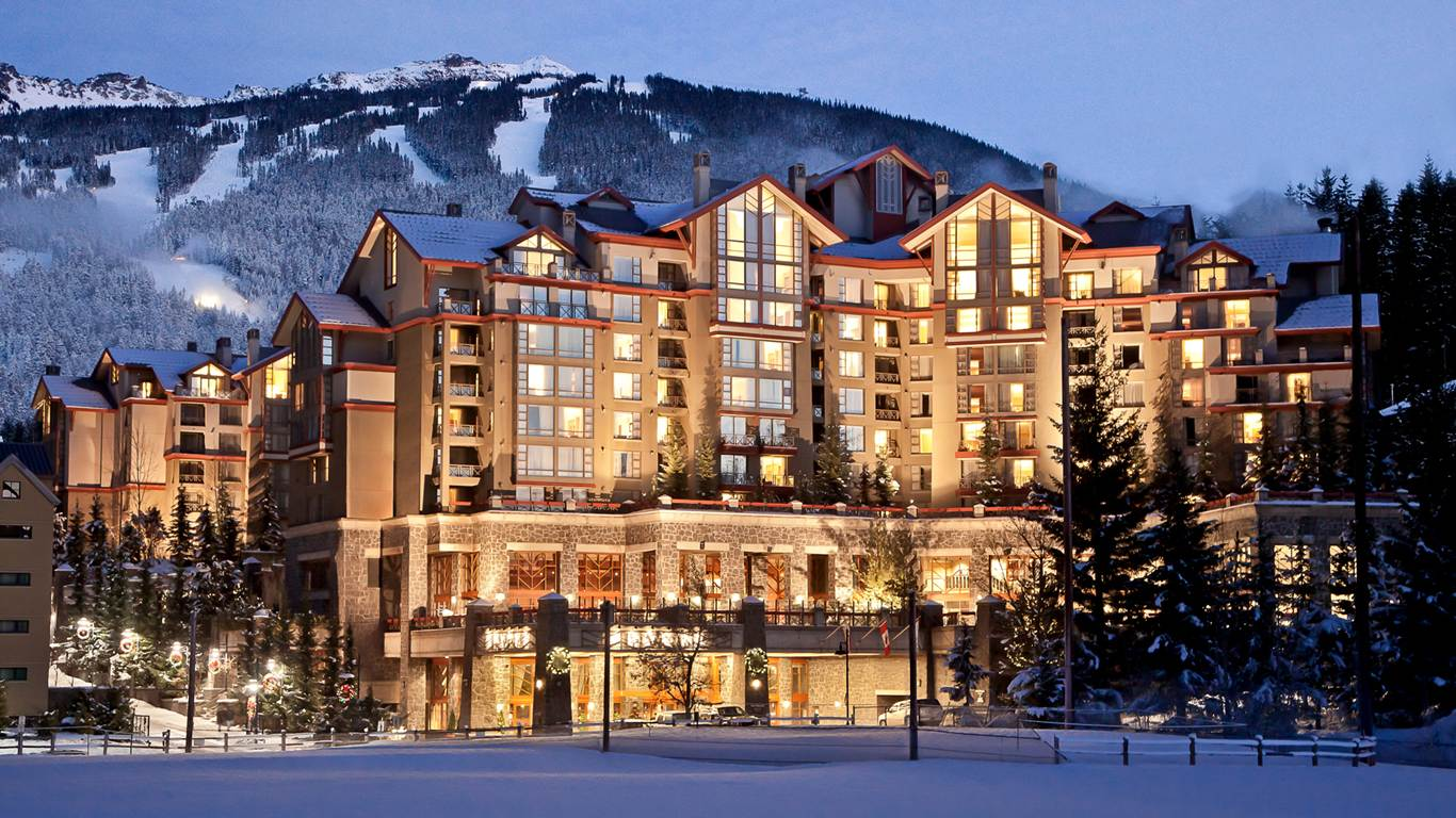 Whistler Resort pune la dispoziţia turiştilor toate facilităţile