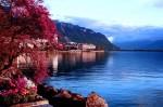 Lacul Geneva, o minune a lumii