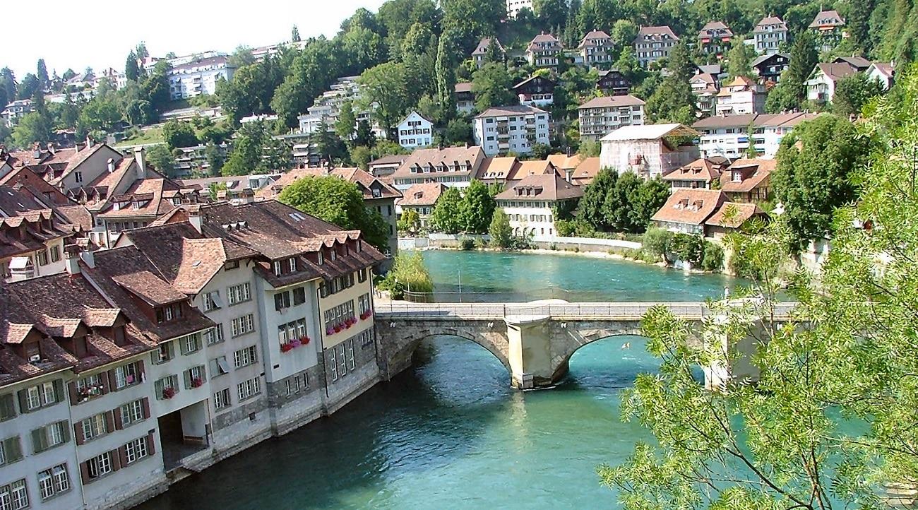 Oraşul Vechi, Berna