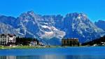 Lacul Misurina, din frumuseţile Italiei