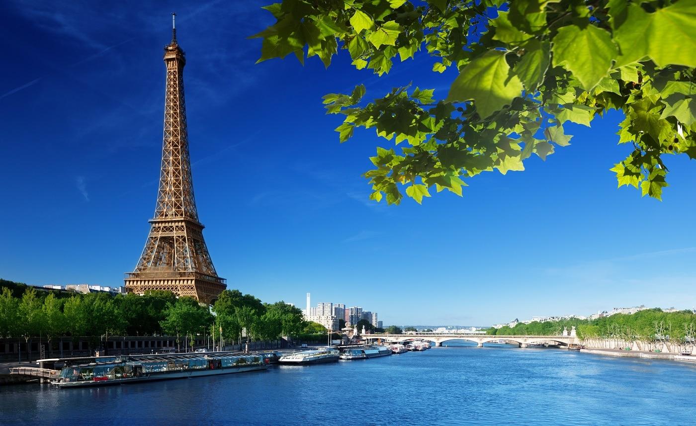Turnul Eiffel, Paris, Franţa