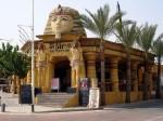 Bar cu tematică egipteană din Protaras