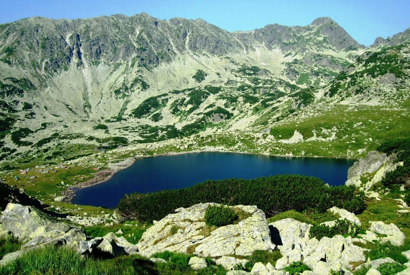 Lacul Bucura, Munţii Retezat