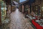 Magazinele în stil oriental din Oraşul Vechi