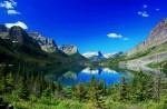 Peisaje uimitoare în Parcul Naţional Glacier