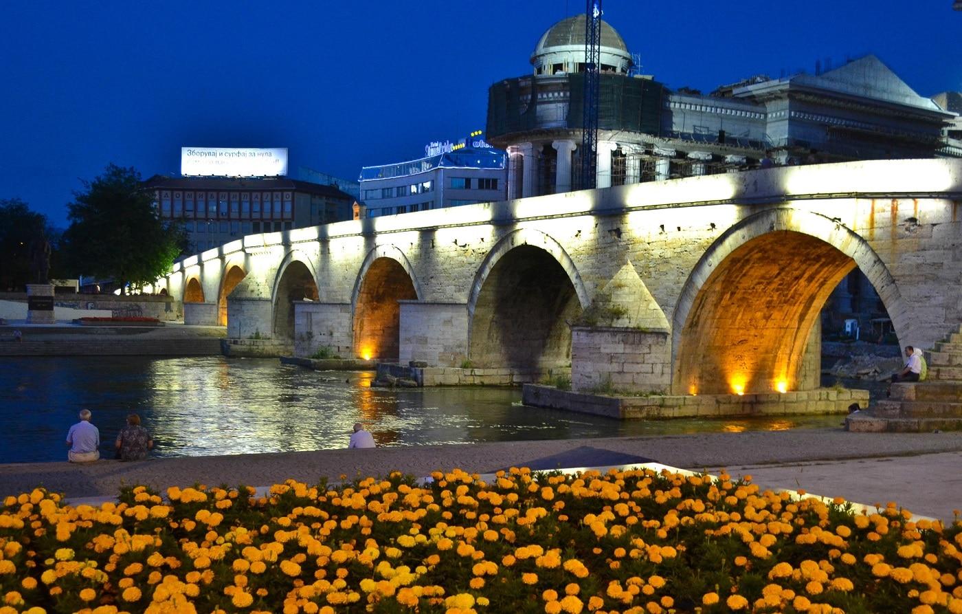 Skopje, Macedonia