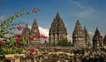 Templul Prambanan, un ansamblu impresionant de edificii