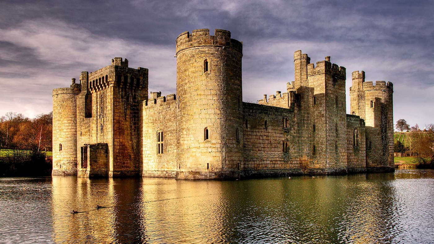 Castelul Bodiam, Anglia