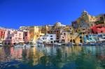 Insula Procida, Italia