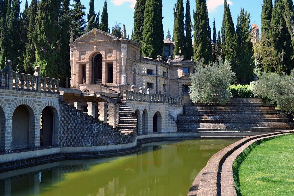 La Scarzuola, Italia
