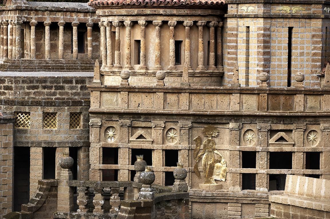 La Scarzuola, o capodoperă arhitecturală