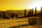 Micul sat San Gimignano, Toscana