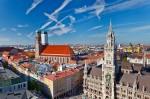 Munchen şi catedrala care schimbă orizontul oraşului