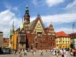 Piaţa Centrală din Wroclaw