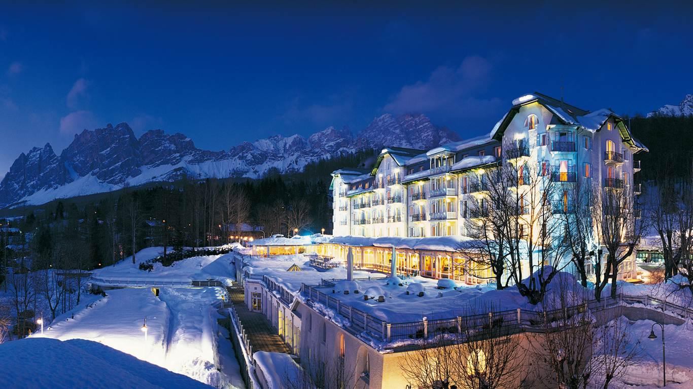 Cortina d'Amprezzo, Italia