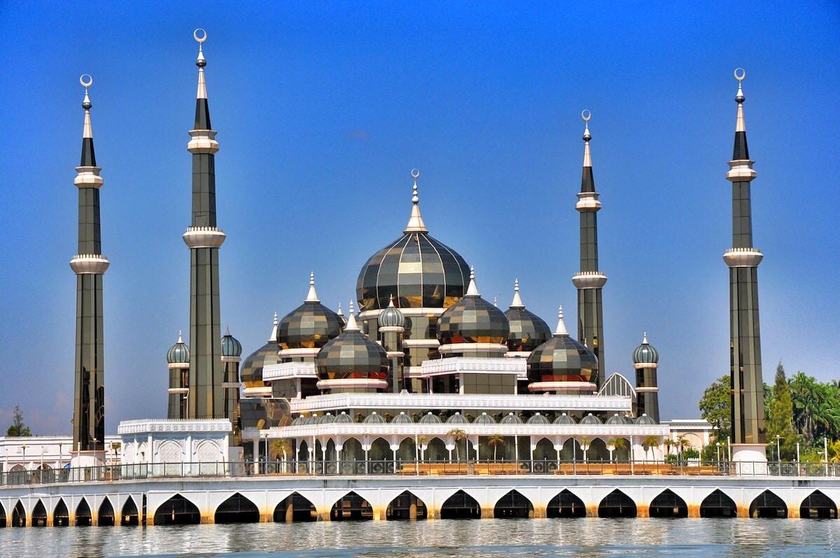 Moscheea de Cristal, Malaezia