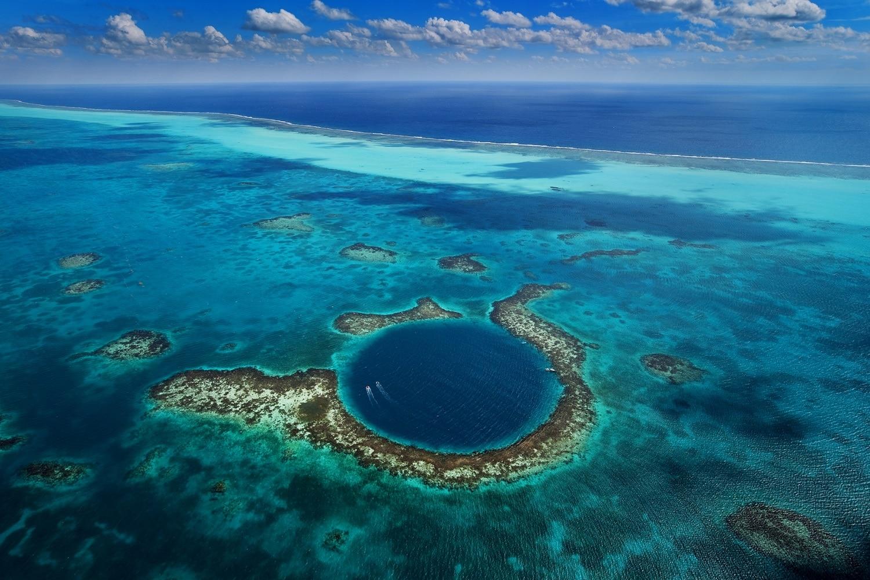 Marea Gaură Albastră, Belize