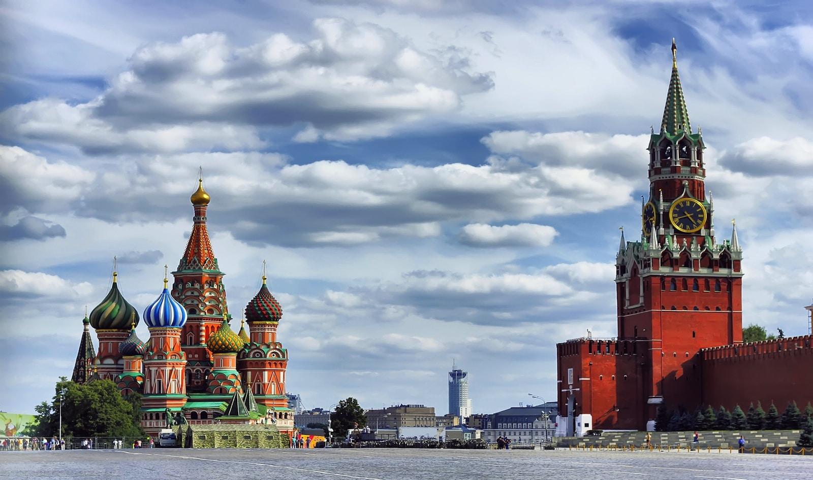 Piața Roșie, Moscova