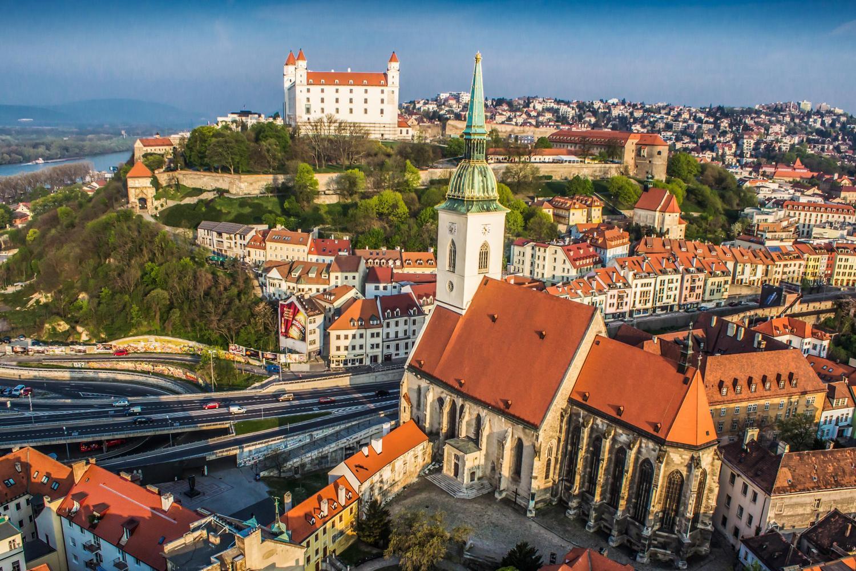 Bratislava, Slovacia