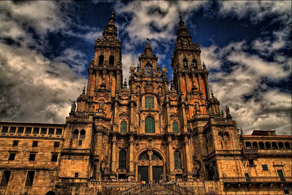 Catedrala Santiago de Compostela