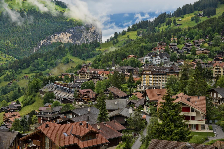 Wengen, Elveţia