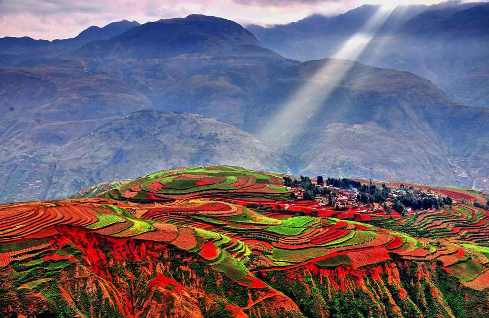 Dongchuan, China