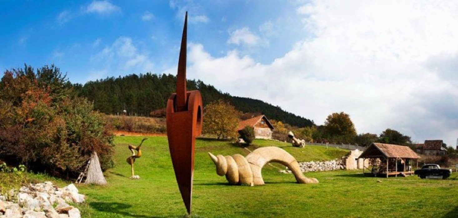 Arkhai Sculpture Park