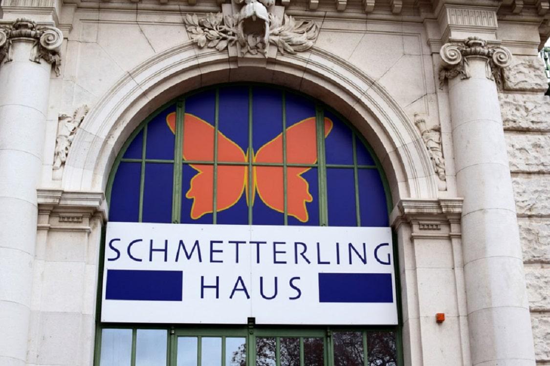 Casa Fluturilor din Viena